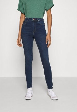 VMSOPHIA SOFT  - Jeans Skinny Fit - dark blue denim