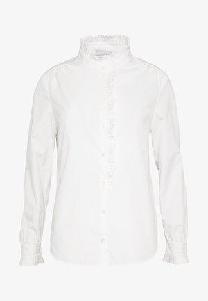 EASY PLEATED - Camicetta - blanc