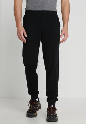 MENS SHIFTER PANTS - Tracksuit bottoms - black