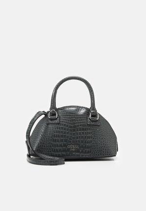 HANDBAG SHILAH SMALL DOME - Handbag - charcoal