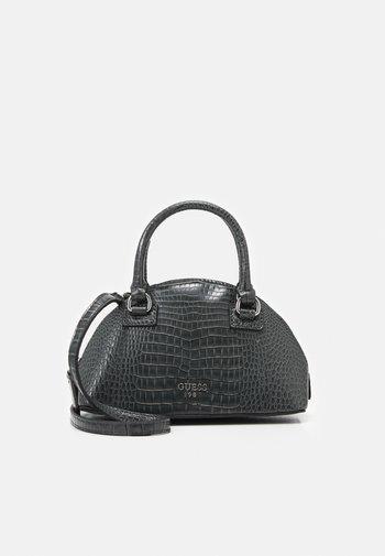 HANDBAG SHILAH SMALL DOME - Käsilaukku - charcoal