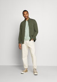 Only & Sons - ONSBRYCE LIFE - Overhemd - scarab - 1