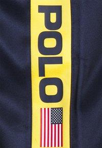 Polo Ralph Lauren - TRICOT - Pantalon de survêtement - cruise navy multi - 2