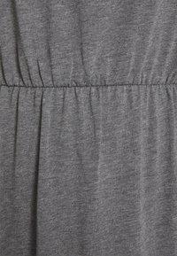 Vero Moda - VMADAREBECCA ANKLE DRESS - Maxi dress - medium grey melange - 5