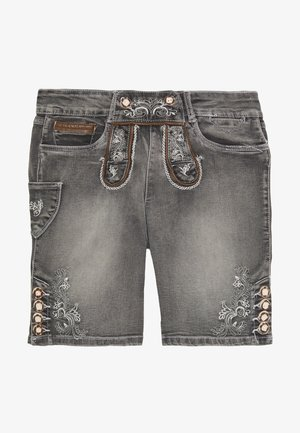 FRANZISKA BERMUDA - Shorts - grey
