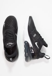 Nike Sportswear - AIR MAX 270 - Sneakersy niskie - black/anthracite/white - 3