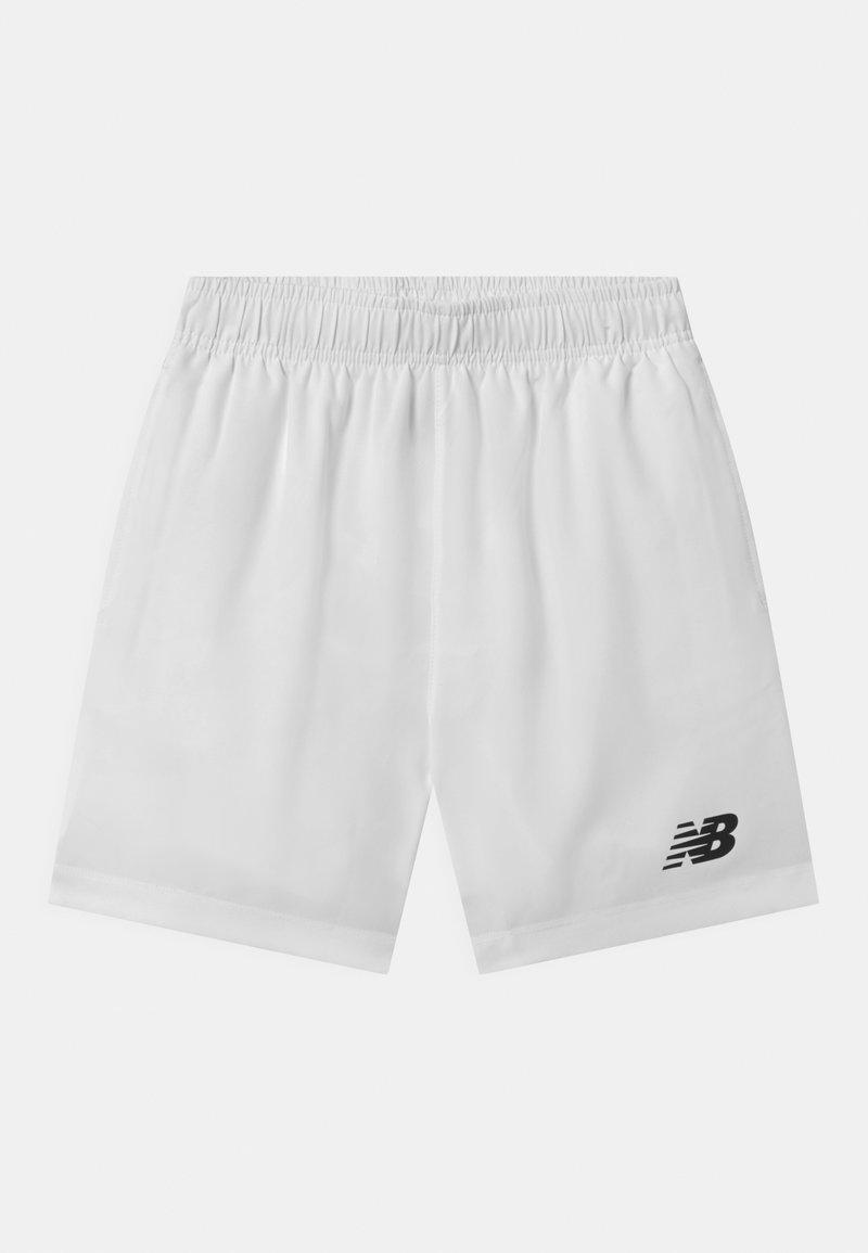 New Balance - UNISEX - Sports shorts - white