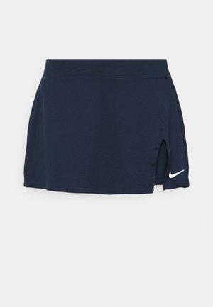 VICTORY SKIRT PLUS - Sports skirt - obsidian/white