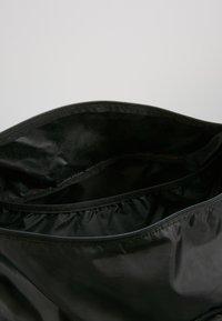 Puma - ESS BARREL BAG - Sports bag - black/pink alert - 4