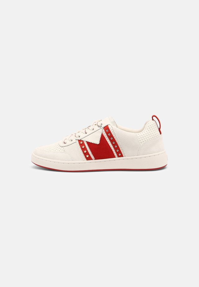 120FURIOUS - Baskets basses - rouge