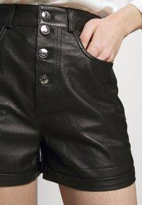 maje - IRINE - Shorts - noir - 5