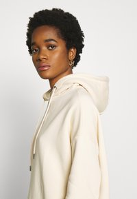 Nly by Nelly - OVERSIZED HOODIE - Mikina skapucí - beige - 3
