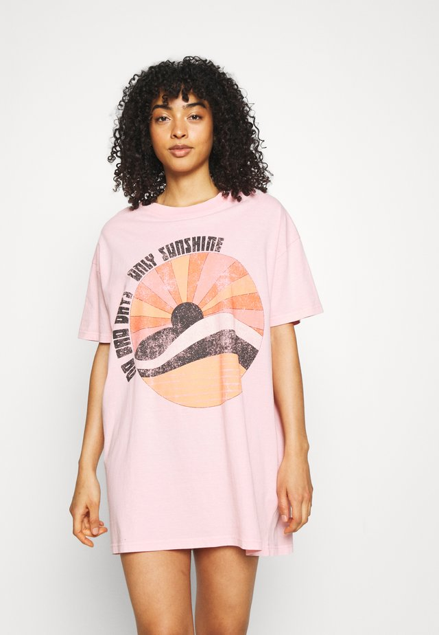 90S NIGHTIE - Yöpaita - light pink