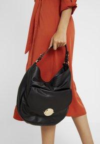Abro - Handbag - black/gold - 1
