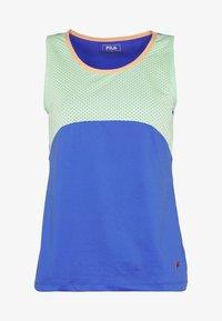 ALICIA - Funkční triko - amparo blue