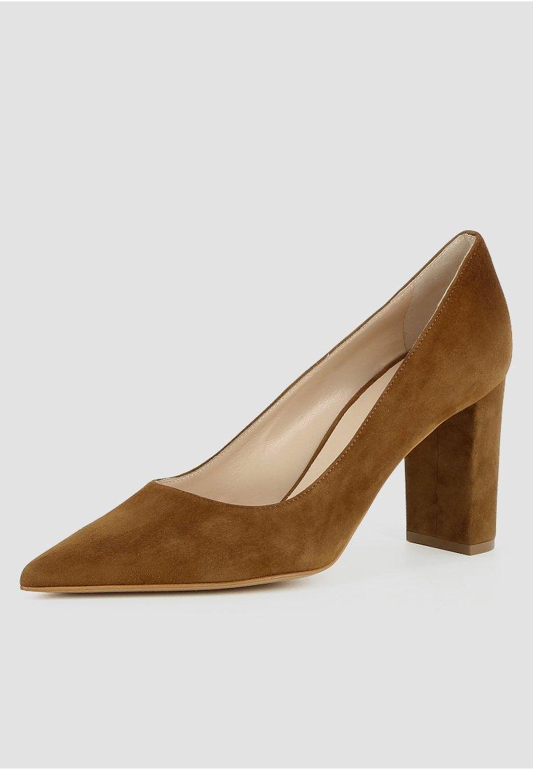 Evita JESSICA - Escarpins - cognac - Chaussures à talons femme Classique