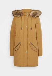 ONLVICKY - Winter coat - toasted coconut