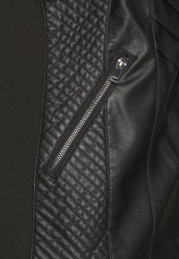 Evans - JACKET - Faux leather jacket - black - 7
