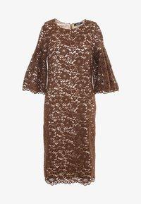 Madam-T - Cocktail dress / Party dress - braun - 5