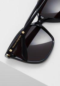 Alexander McQueen - Solbriller - black - 4