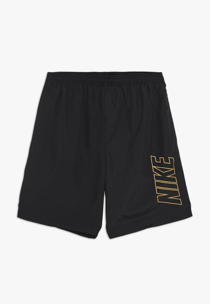 Nike Performance - DRY ACADEMY SHORT - Short de sport - black/jersey gold