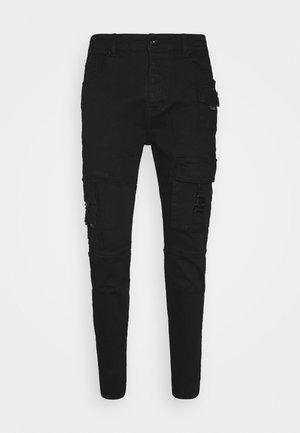 DONATI - Skinny džíny - black