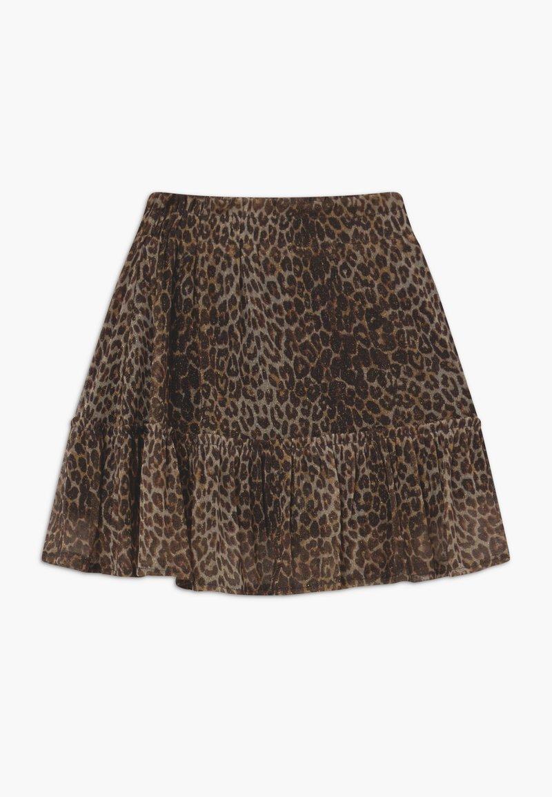 Vingino - QINDEE - Áčková sukně - brown