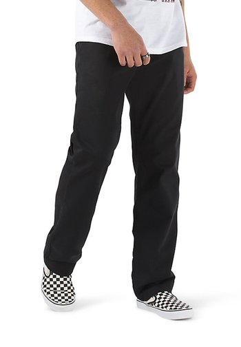 MN AUTHENTIC CHINO RELAXED PANT - Chinos - black