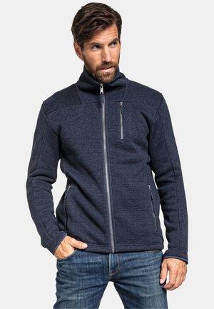 AWATEA - Fleece jacket -  blau