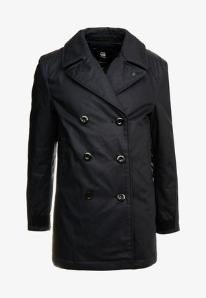 PEACOAT - Short coat - dark blue denim