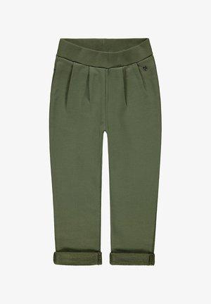 Tracksuit bottoms - dark khaki
