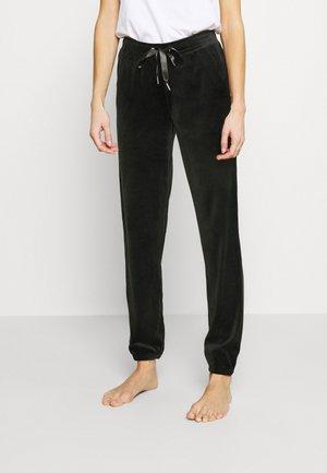 CECILIA - Pyjamabroek - black