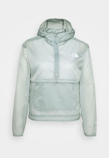 WINDY PEAK ANORAK - Outdoor jacket - silver blue