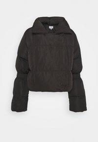 NA-KD - JASMIN AZIZAM PUFFER JACKET - Winter jacket - black - 4