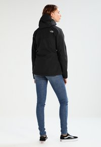The North Face - STRATOS JACKET - Hardshelljacke - black - 2