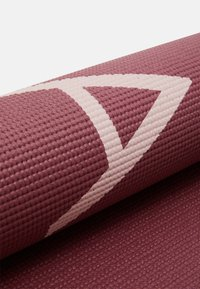 South Beach - YOGA MATT WITH NAMASTE SLOGAN - Fitness / Yoga - dark red - 2