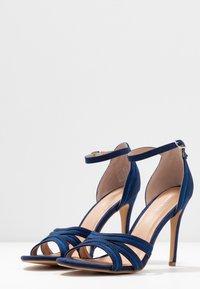 Anna Field - Sandales à talons hauts - dark blue - 4