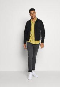 Lee - MALONE - Jeans slim fit - black marfa - 1