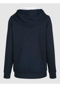 Dress In - Zip-up sweatshirt - marineblau - 4