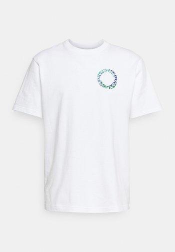 GRAPHIC  - Print T-shirt - optic white