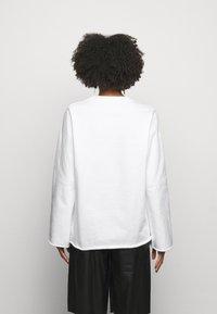 MM6 Maison Margiela - Sweatshirt - white - 2