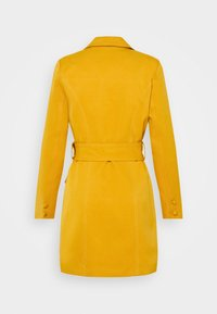 Missguided - BELTED BLAZER DRESS - Cocktail dress / Party dress - orange - 1