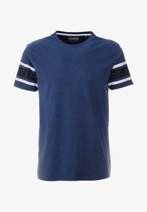 T-shirt z nadrukiem - petrol blue