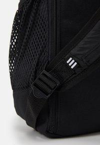 adidas Originals - TOPLOADER UNISEX - Rucksack - black/white - 4