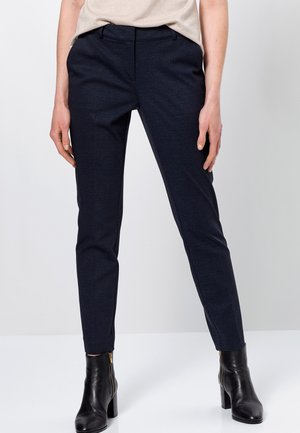SLIM FIT  - Chinos - dark blue
