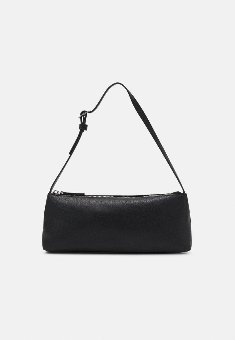 Monki - GIGI BAG UNIQUE - Handbag - black