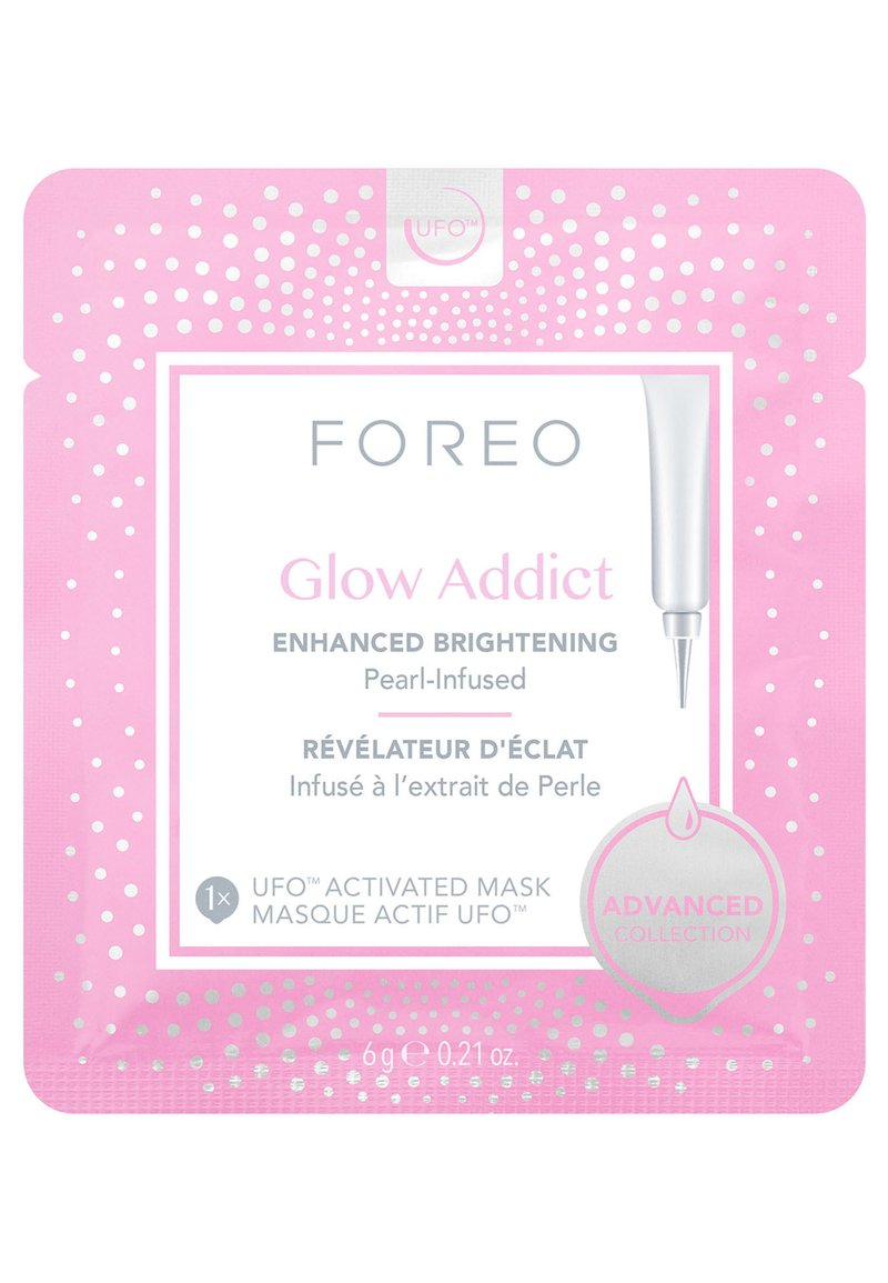 Foreo - GLOW ADDICT MASK - Face mask - -