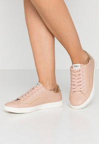 ONLY SHOES - ONLSHILO - Sneakers laag - rose - 0