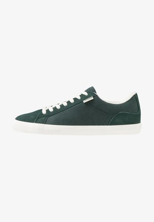 LEROND - Trainers - dark green/offwhite