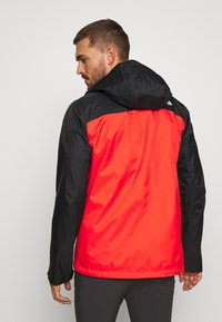 The North Face - MENS VENTURE 2 JACKET - Veste Hardshell - fiery red/black - 2